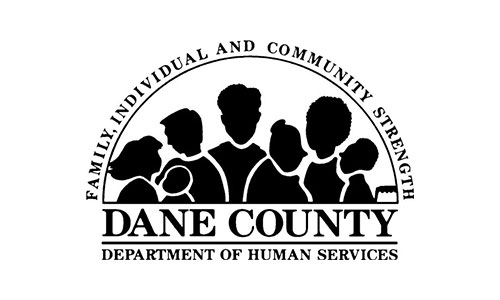 dane county dept of human services logo